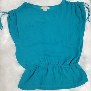 Michael Kors Teal Top P/ S